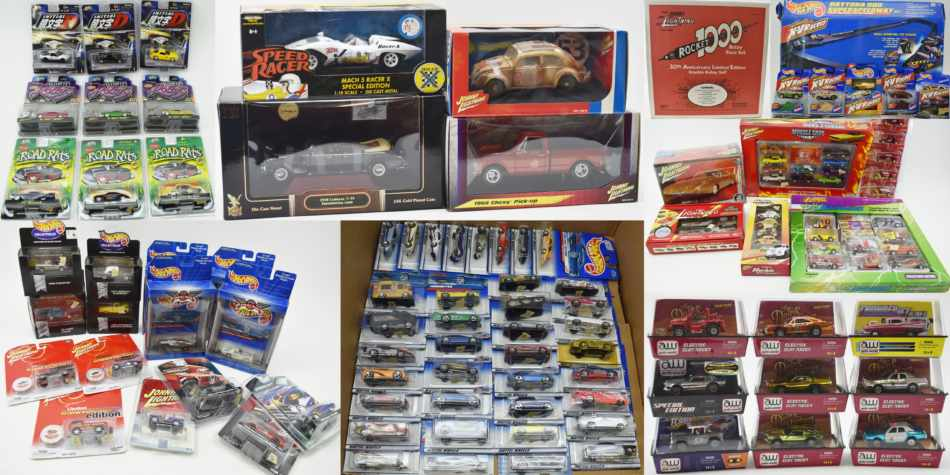 Hot Wheels, Matchbox & Collectible Cars Auction 9/17 2020