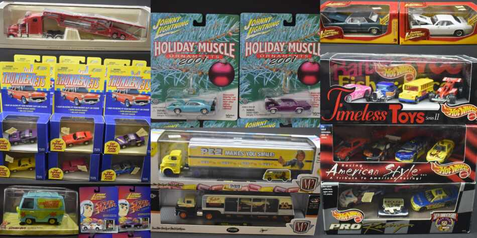 Hot Wheels, Matchbox & Collectible Cars Auction 10/15 2020