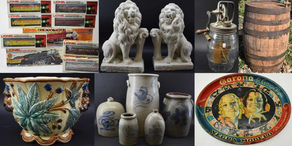 Antiques & Collectibles Auction February 5 thru 11 2021