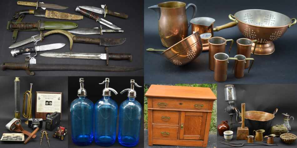 Antiques & Collectibles Auction January 22 Thru 28 2021