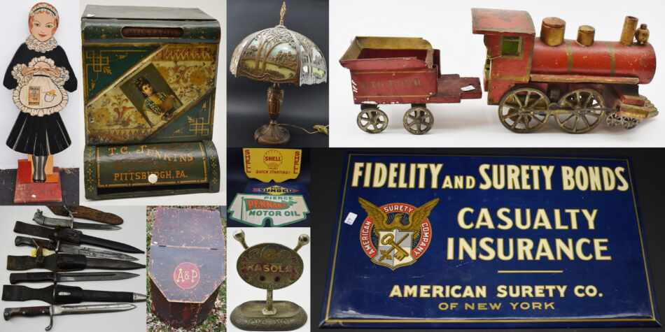 Antiques & Collectibles Auction January 8 thru 14 2021