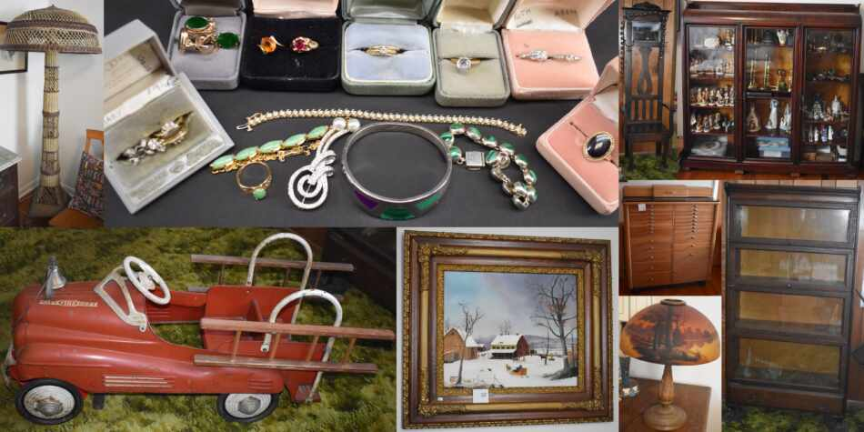New Castle PA Estate Online Auction February 12-18 2021