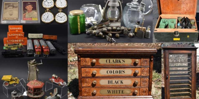 Antiques & Collectibles Online Auction May 7 - 13 2021