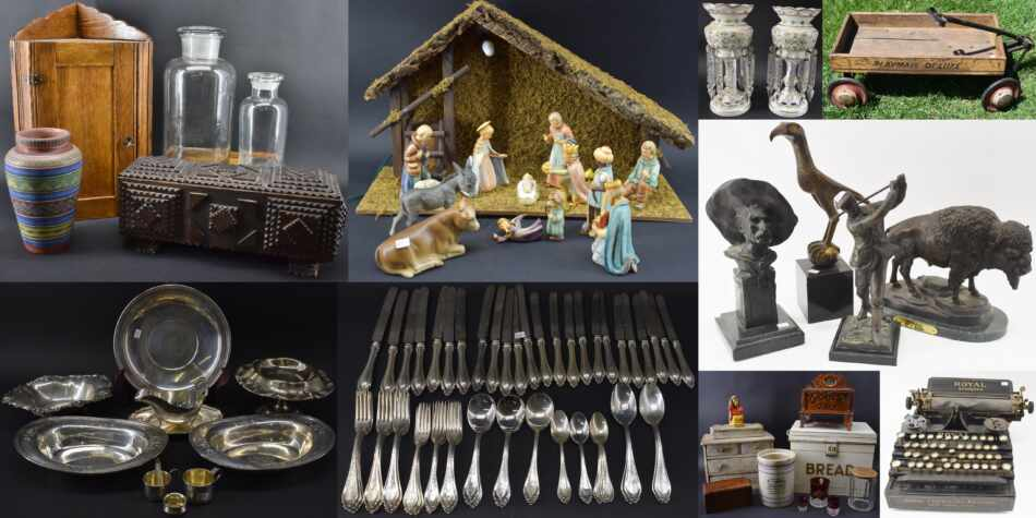Antiques and Collectibles Online Auction May 20 2021